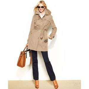 MICHAEL KORS RAIN COAT
